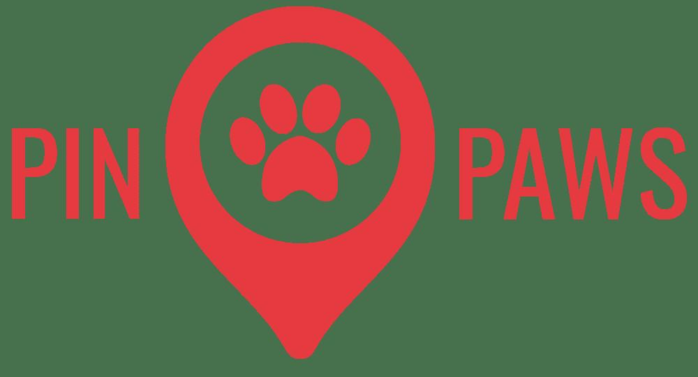 Pin Paws Logo Large