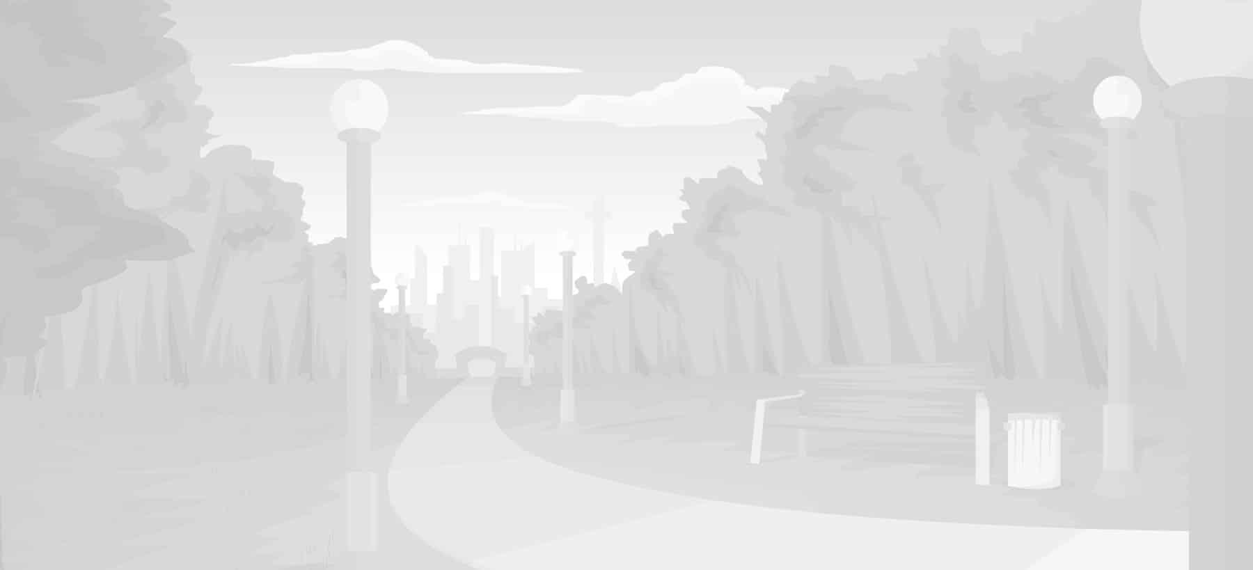 Cartoon park