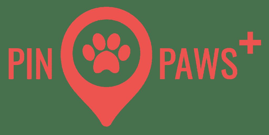 Pin Paws Plus Logo Large